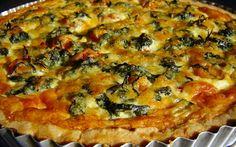 Receita de Quiche de carne e espinafre - http://www.receitasja.com/receita-de-quiche-de-carne-e-espinafre/