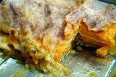 Strudel di Zucca, Castagne e Porcini, in Pasta di Pane
