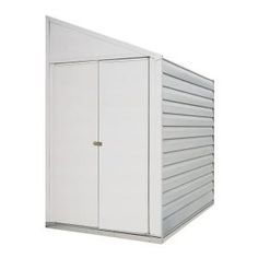 $419    Arrow Yard Saver 4 ft. x 7 ft. Storage Shed YS47 at The Home Depot