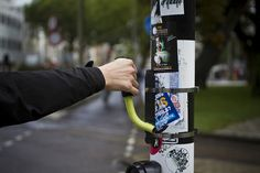 """Love Handles"" - Check out great bike projects in Denmark on www.Copenhagenize.com"