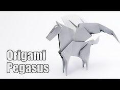Origami Unicorn (Jo Nakashima) - YouTube