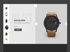 Watch preview | Design: UI/UX. Apps. Websites | Hrvoje Grubisic |