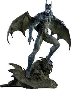 DC Comics Batman Statue by Sideshow Collectibles Batman Figures, Batman Art, Batman And Superman, Action Figures, Marvel Art, Star Wars Poster, Star Wars Art, Star Trek, Joker Arkham