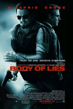 2008 - Red de mentiras (Body of Lies) - Ridley Scott