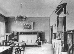 The Main Study of Tsar Nicholas II, Livadia Palace.