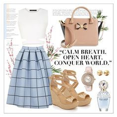 """""""OPEN HEART ● СONQUER WORLD"""" by fabulousbyangelika ❤ liked on Polyvore featuring Anja, Pier 1 Imports, Topshop, BCBGMAXAZRIA, Ted Baker, MICHAEL Michael Kors, Marc Jacobs, Eddie Borgo and Packandgo"""