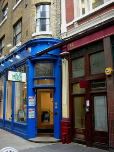 Leaky Cauldron, Harry Potter, London
