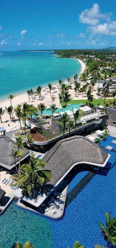 Long Beach Hotel ✈ Mauritius (http://www.facebook.com/BeautyOfMauritius)
