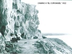 La Paz road 1922
