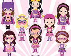 Superhéroe niñas Imágenes Prediseñadas, Supergirl rosa, chica poder, Superchicas, Batichica, Wonder woman, imágenes prediseñadas de superhéroe lindos, Super héroe niñas imágenes prediseñadas