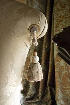 Attrayant Key Tassels Are Special Added Touches. Devonshire Collection By BRIMAR.  #brimar #trim