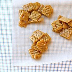 Get the recipe for Life Cereal Toffee.