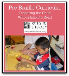This article shares aspects of the pre-braille curricula that we have found helpful for families who want to support their child's pre-literacy skills. Literacy Skills, Early Literacy, Infant Activities, Educational Activities, Sensory Activities, Student Teaching, Teaching Kids, Braille Reader, Vision Therapy