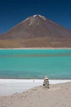 Travel Inspiration for Bolivia - Laguna Verde, Bolivia