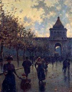 Porta Nuova (1908, GAM Palermo)