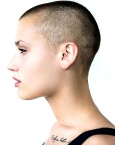 Buzzcut Beauty
