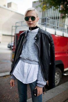 Así Es Como Las Chicas Fashion Se Mantienen Abrigadas A Pesar Del Frío – Cut & Paste – Blog de Moda