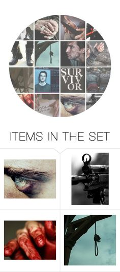 """""""The 100 - John Murphy Moodboard"""" by tsheena ❤ liked on Polyvore featuring art, the100, JohnMurphy and richardharmon"""