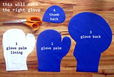 Child-Sized Costume Boxing Gloves Tutorial! - Hideous! Dreadful! Stinky!Hideous! Dreadful! Stinky!
