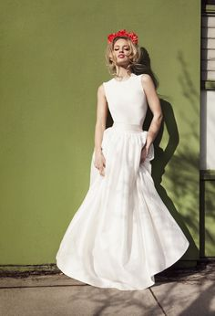 Taking pride in the craft of dressmaking.Custom wedding dresses for the  modern bride. Embracing authenticity with refined and effortless style.