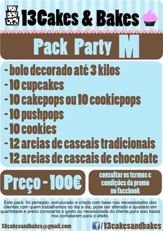 Party Pack M