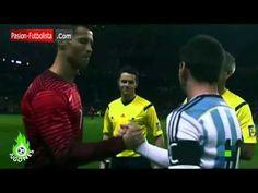 Cristiano Ronaldo vs Leo Messi │Portugal vs Argentina 1-0 │ Amistoso Internacional 2014