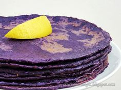 Purple Cabbage Wraps
