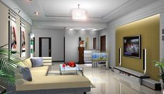 Wall-to-ceiling design
