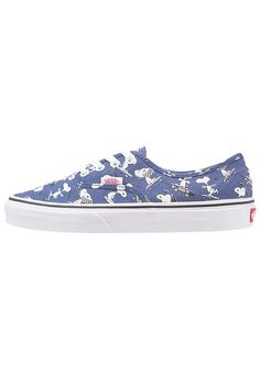 super popular de346 ec2e4 PEANUTS UA AUTHENTIC - Sneaker low - dark blue   Zalando.de 🛒