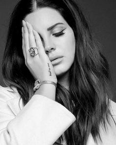 Lana Del Rey for Nylon