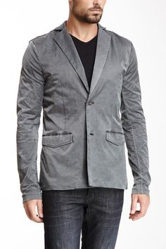 Nylon Blazer by i.am Sportswear on @HauteLook USD 49
