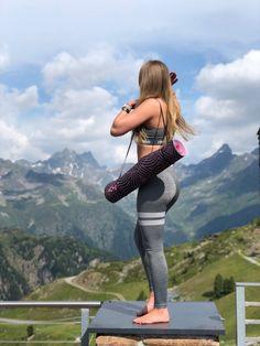 Ischgl Womens Summer Festival Yoga Fitness, Summer, Yoga, Sports, Women, Strong Women, Mountains, Nature, Hs Sports