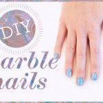 Manicure Monday: Marble Nails • Makeup.com