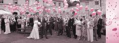 Balloons - 15 Ideas for Balloon Decorations Balloon Decorations, Wedding Decorations, Balloon Ideas, Perfect Wedding, Dream Wedding, Wedding Things, Wedding Stuff, Balloon Release, Love Balloon
