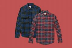 12 Flannel Shirts Worth Your Money This Winter Photos   GQ