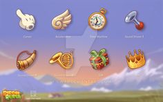 Game Icon by cwxl on DeviantArt