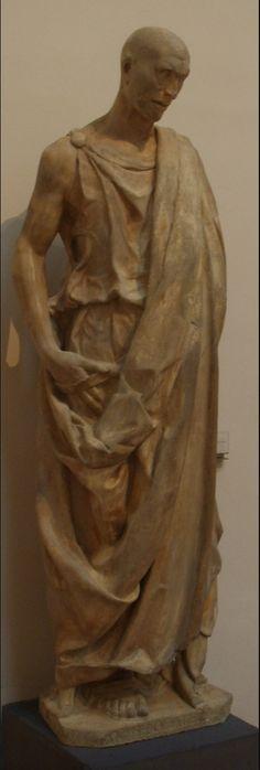 Il Profeta Abacuc (o Zuccone) è una scultura in marmo di Donatello, databile al 1423-1435. Inizialmente collocata in una delle nicchie del Campanile di Giotto a Firenze, oggi si trova nel Museo dell'Opera del Duomo di Firenze.