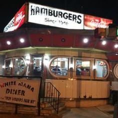 White Mana Diner
