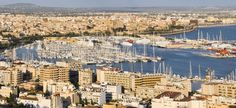 Looking For Cheap Flights From Paris to Palma, Majorca ?  About Palma, Majorca : Palma is a resort city and capital of the Spanish island of Mallorca (Majorca), in the western Mediterranean. The massive Santa María cathedral, a Gothic landmark begun in the 13th century, overlooks the Bay of Palma.