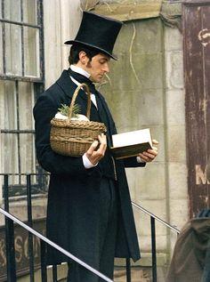 Richard Armitage as John Thorton in North and South (TV Mini-Series, 2004).