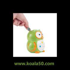 Hucha Cerámica Búho - 1,47 € ¡Atrae la buena suerte y guarda tus ahorros en la original hucha cerámica Búho! Una estupenda hucha ideal como decoración y perfecta como regalo para niños. Fabricada en cerámica, con ranura... http://www.koala50.com/huchas-originales/hucha-ceramica-buho