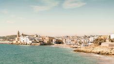 Ibiza and Formentera - Spain City Beach, Beach Town, Alicante, Malaga, Formentera Spain, Barceloneta Beach, Backpacking Spain, Ibiza Town, Spain Culture