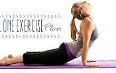 Level ONE Exercise Plan | Posted By: NewHowToLoseBellyFat.com