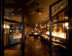 Most romantic restaurants in the city