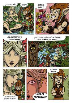 """M.REDONDO- Comics: * Una Hada """"encantadora"""" (a todo color)"""