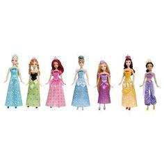 Disney Princess Ultimate Collection 7pk dolls (barbie size) $32 FS @target http://www.lavahotdeals.com/us/cheap/disney-princess-ultimate-collection-7pk-dolls-barbie-size/43910