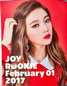 Red Velvet JOY 2017 ROOKIE teaser #irene #seulgi #wendy #yeri