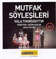 27.01.13: Mutfak Söyleşileri - Vala Thorsdottir - İstanbul ŞT