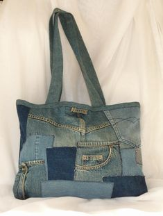 http://www.funkytrend.com/creative-use-of-old-denim-jeans/