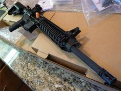 LMT piston AR15 CQB MRP New in Box Lewis Machine is available at $2000.00 USD in bend OR, 97702.
